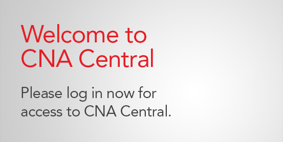 Welcome to CNA Central